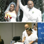 Husband Helps Wife Regain Memory With Wedding Day Pics