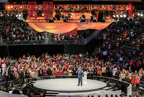 """Bishop T.D. Jakes' """"Woman Thou Art Loosed"""" moves to Atlanta"""