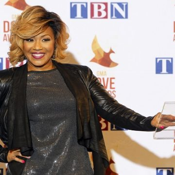 Erica Campbell's Baby Girl Kills The National Anthem At WNBA Game!