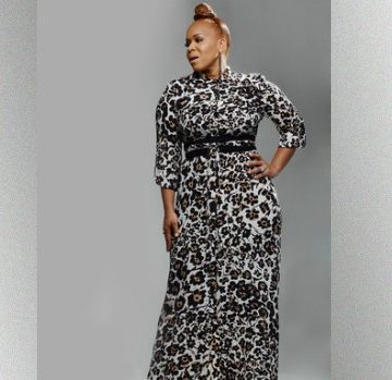 Tina Campbell FINALLY Saw Black Panther…See Her Review!