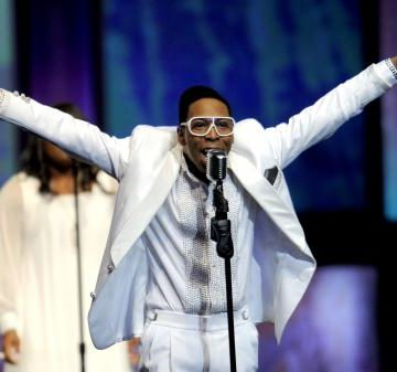 Deitrick Haddon Writes New Songs For Usher!
