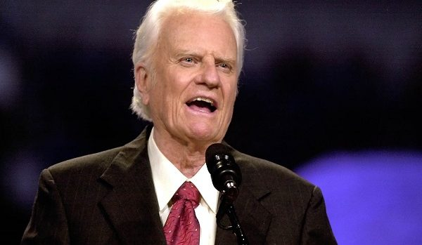 billy graham dies