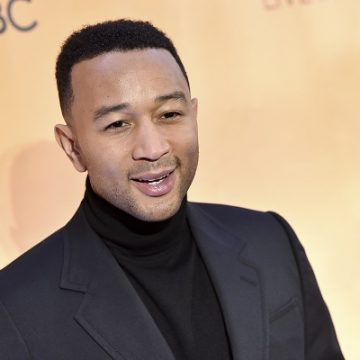 John Legend Prepares To Play Jesus!