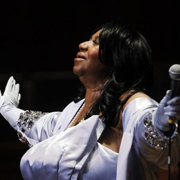 ICYMI – The AMA'S Gospel Tribute To Aretha Franklin!