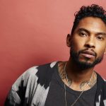 """In this July 1, 2015 photo, singer Miguel poses for a portrait to his new album """"Wildheart"""", in New York. (Photo by Dan Hallman/Invision/AP)"""