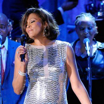 Rare Footage Of Whitney Houston Live