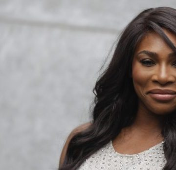 Serena Williams Celebrates First Mother's Day