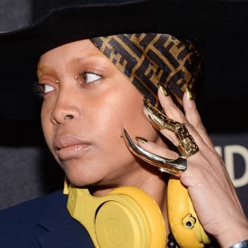 Soul Train Awards Honors Legend Erykah Badu