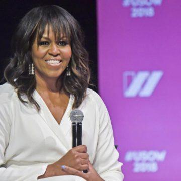 Michelle Obama & Jimmy Fallon #ElevatorSurprise [WATCH]