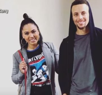 Ayesha Curry's Secret To Long Marriage [VIDEO]