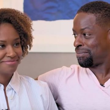 Relationships: Sterling K Brown & Ryan Michelle