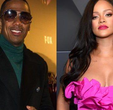 Nick Cannon Shoots His Shot at Rihanna?