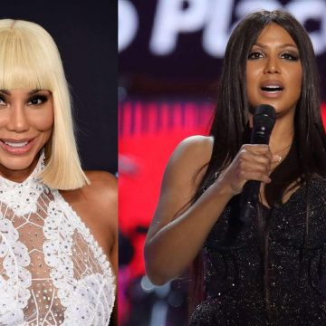Tamar Praises Sister Toni On Sold Out Tour