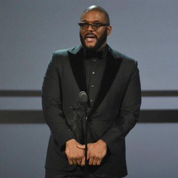 Tyler Perry Inspires BET Awards Crowd [WATCH]