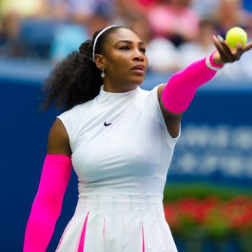 Serena Falls Short At Wimbledon Finals
