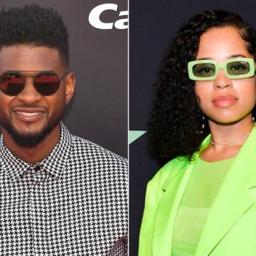 Usher & Ella Mai Team Up On 'Don't Waste My Time'