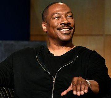 """Eddie Murphy Tells Ellen Women Think It's """"Sexy"""""""