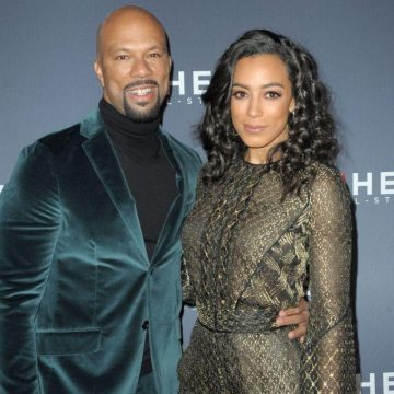 """Angela Rye & Common Split Because They Wanted """"Different Things"""""""