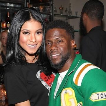 Kevin Hart & Eniko Quarantine Live [WATCH]