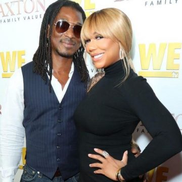Tamar Braxton's Ex Wants To Be Removed From Show [VIDEO]