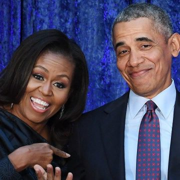Barack and Michelle Obama's Production Company Is Nominated For 7 Emmys