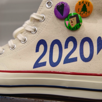 "Kamala Harris: Why She Likes Converse ""Chucks"""