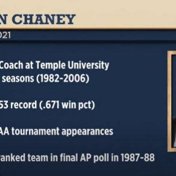 Temple Coaching Legend John Chaney Dies At 89