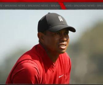 Tiger Woods Hospitalized After L.A. Car Crash