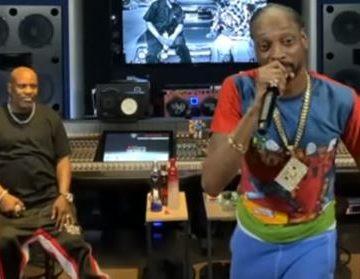 Snoop Dogg Says DMX Finished Him Album At His Studio [LIVE STREAM]
