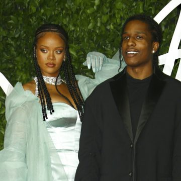 Rihanna & A$AP Rocky's Growing Romance