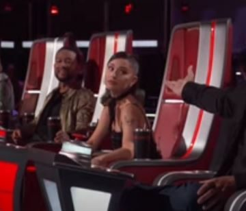 Ariana Grande & John Legend Walked Off 'The Voice' After Fight Broke Out