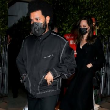 The Weeknd Joins Angelina Jolie As UN Goodwill Ambassador