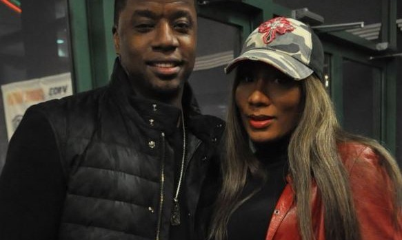 Kordell Stewart and Towanda Braxton