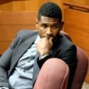 Usher's Home Gets Robbed