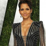 Halle Berry Shows off Her New Tatto