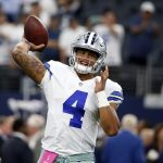 Dak Prescott: I'm Back and Close to Game Ready