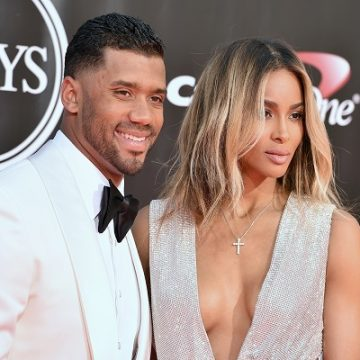 Ciara And Russell Share Work-Out