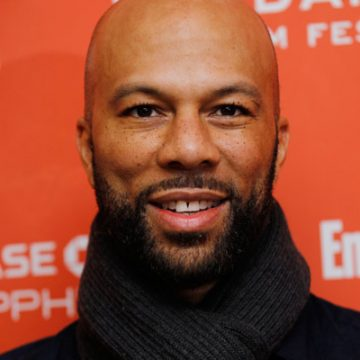 Common donates $10,000 for school supplies