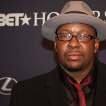 Bobby Brown Settles With TV One