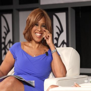 Gayle King Wants A Private Plane For Chirstmas