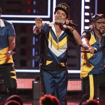 Bruno Mars Drops $500K for Watches For His Band
