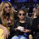 Blue Ivy Bids $19,000 At Auction