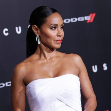 Jada Pinkett Smith In Tears Talking About Tupac
