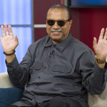 Billy Dee Williams Returning For New Star Wars