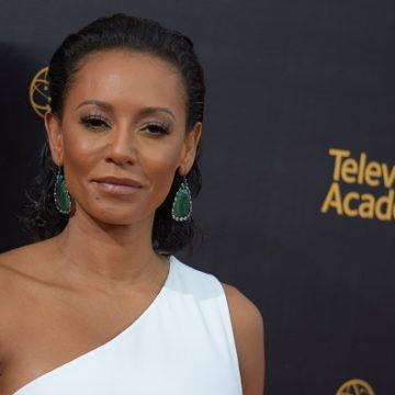Mel B Writing Book But Can't Talk About Eddie Murphy