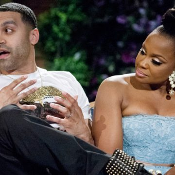 Apollo's Fiancee Slams Phaedra For Keeping Kids Away