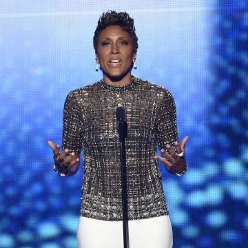 Robin Roberts Signs Deal With Lifetime