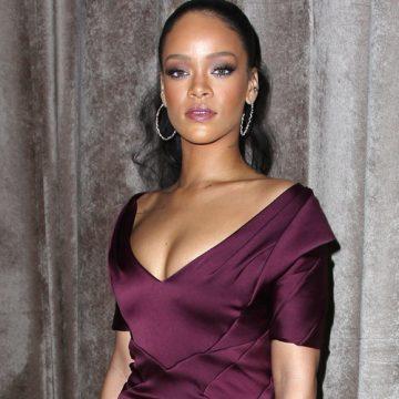 Police Swarm Rihanna's Home
