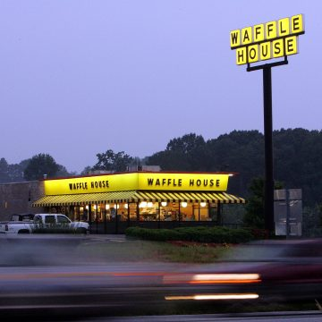 Waffle House Has Food Truck for Rent