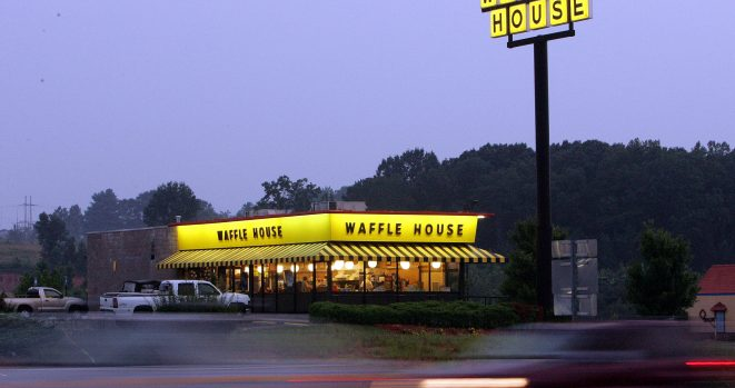Waffle House Has Food Truck For Rent Lynne Haze